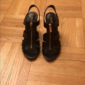 MICHAEL Michael Kors Block Heel Sandal